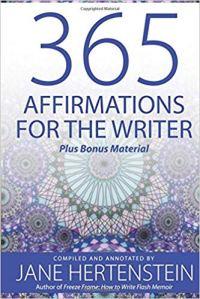 365 Affirmations by Jane Hertenstein