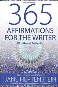 365 Affirmations by Jane Hertenstein